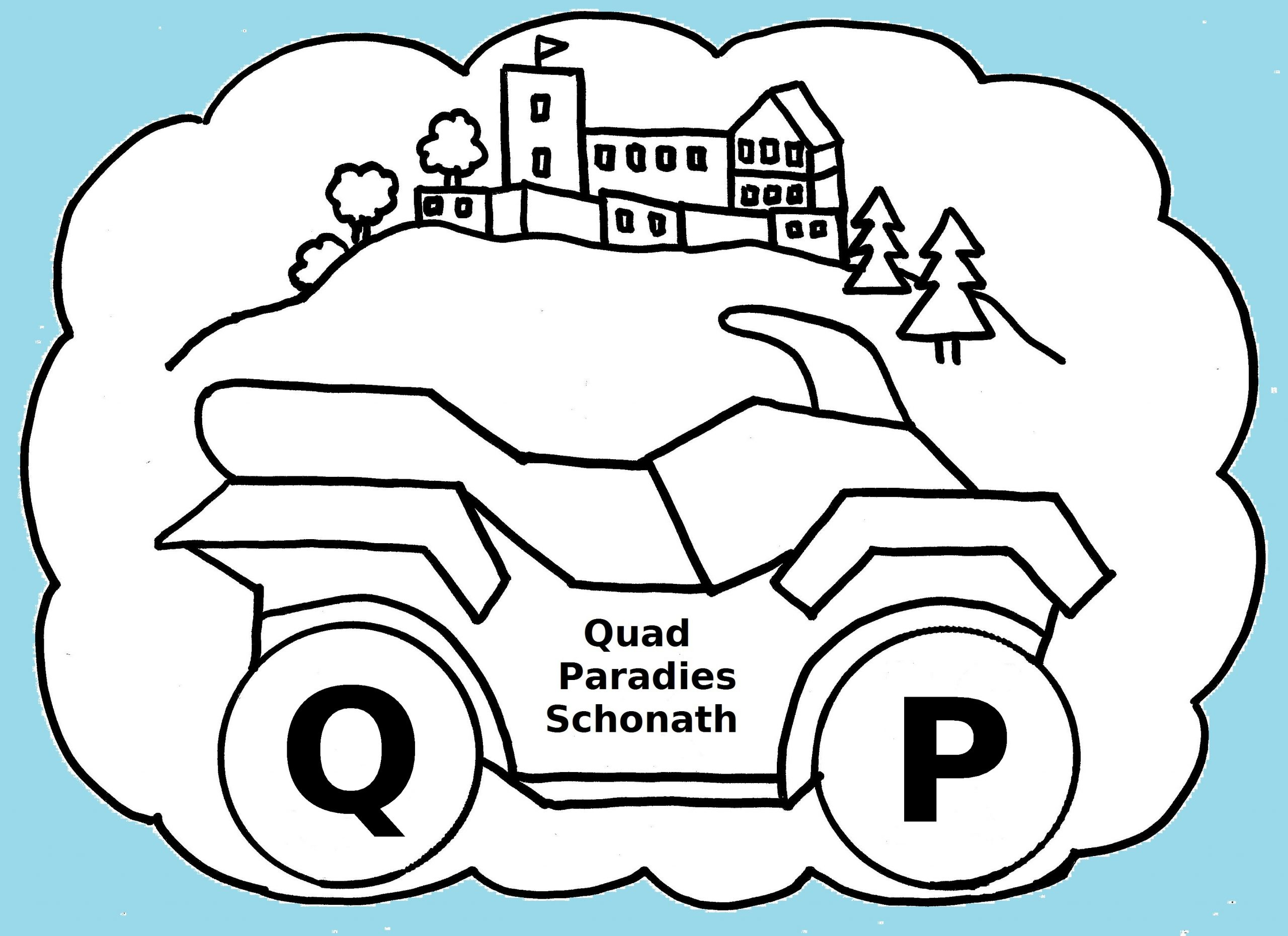Quadparadies Schonath